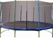 Fabrica de  trampolines y accesorios