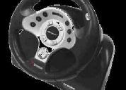 Volante xtreme wheel pro acteck agv-5000