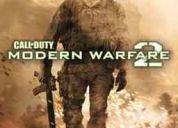 Modern warfare 2 t gears of war 1