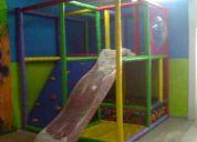 Somos fabricantes de juegos infantiles tubulares