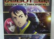 Robotech:  the art of robotech - the shadow chronicles
