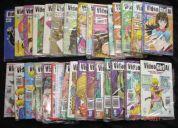 Toda el manga de video girl ai, nuevo de editorial vid