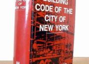Building code of the city of new york