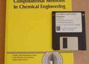Libros sobre ingeniería química