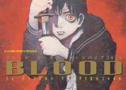 Compro el manga blood el ultimo vampiro 2000 tomo 1 manga editorial vid
