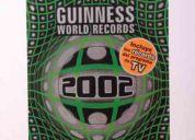 Libro guinness de los récords 2002 (usado)