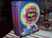 El mundo magico de los niÑos 4 tomos