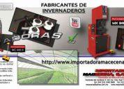 Roladora de perfiles mc 400-9  nargesa