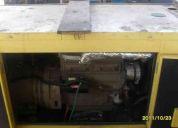 Generadora de luz en venta