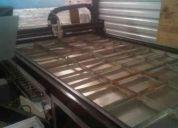 Remato cama de corte (cnc) , totalmente automatizada, con plasma galagar