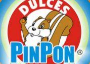 Busco distribuidores de dulces tipicos
