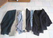 Vendo ropa  por canbio de closet