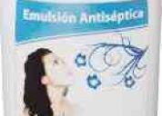 EmulsiÓn antiseptica