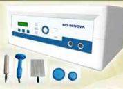 Radiofrecuencia capacitiva para spa