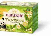 Naturaté tés e infusiones