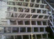 Racks o estantes reforzados  resistencia