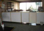 Mostrador modular (4 secciones)
