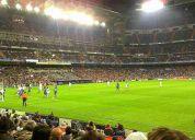 Venta de entradas r.madrid-barcelona, 10 de diciembre