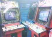 maquinas de videojuego a comision