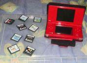 Nintendo dsi rojo en oferta !!!!