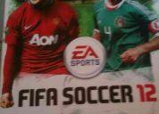Fifa 2012 totalmente nuevo.