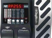 Vendo o cambio pedal de efecto digitech
