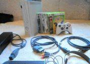 Xbox 360 en perfectas condiciones todo original