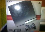 Playstation 3 de 250gb hackeado