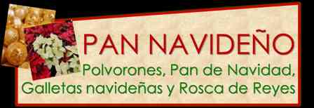 POLVORONES SEVILLANOS , PAN DE NAVIDAD ( fruit cake ) , GALLETAS NAVIDEÑAS