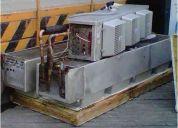 Equipo usado de refrigeracion  aire acondicionado y  algo mas