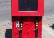 Maquinas de vídeo juego, para uso rudo www.videojuegosfusion.com