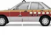 Vendo taxi con placas tipo m.
