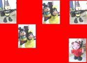 Piñatas muñeca