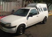 Courier pick up con camper