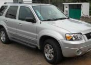 Ford escape xlt limited