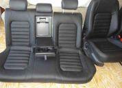 asientos piel negros jetta a6 adaptables bora nuevos de paquete nunca usados