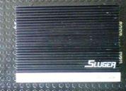 Xtreme car - amplificador sluger 1400 watts - 1000.00