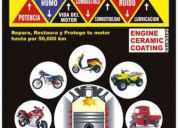 Nanoenergizer - repara y protege tu moto.