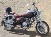 Vendo moto  200 cc en 14 mil pesos