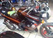 Super moto kawasaki ninja c250