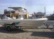 Lancha 20 fts aquasport 200 modelo 1996