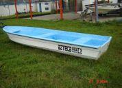 Lanchitas lobineras   de 12 14 y 16 pies de eslora marca  azteca boats