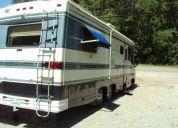 1991 33ft.holiday rambler motorhome/casa rodante.