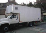 Caja seca para camion
