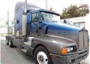 Se vende excelente tracto camion  (kw) mod. 2000