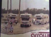 Motorhome ford 1988 tioga phoenix listo para viajar en oferta urgente