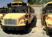 Autobuses y camiones nacionalizados para traslado de personal