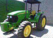 Tractor john deere 5725 4x4 turbo
