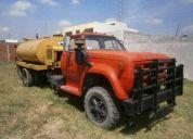 Remato petrolizadora 6500 lt lista para trabajar