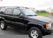 Vendo jeep gran  cherokee  todo pagado